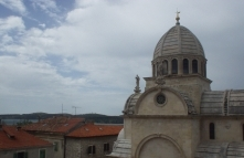 Razgled grada Šibenika